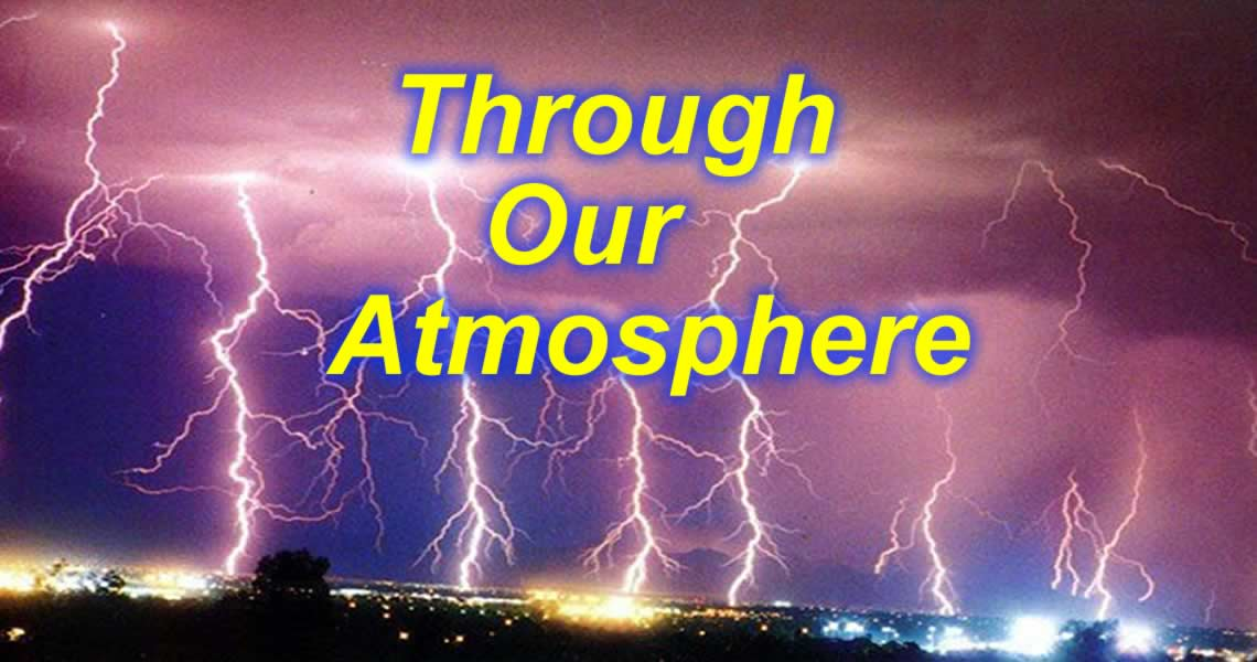 Through Our Atmosphere