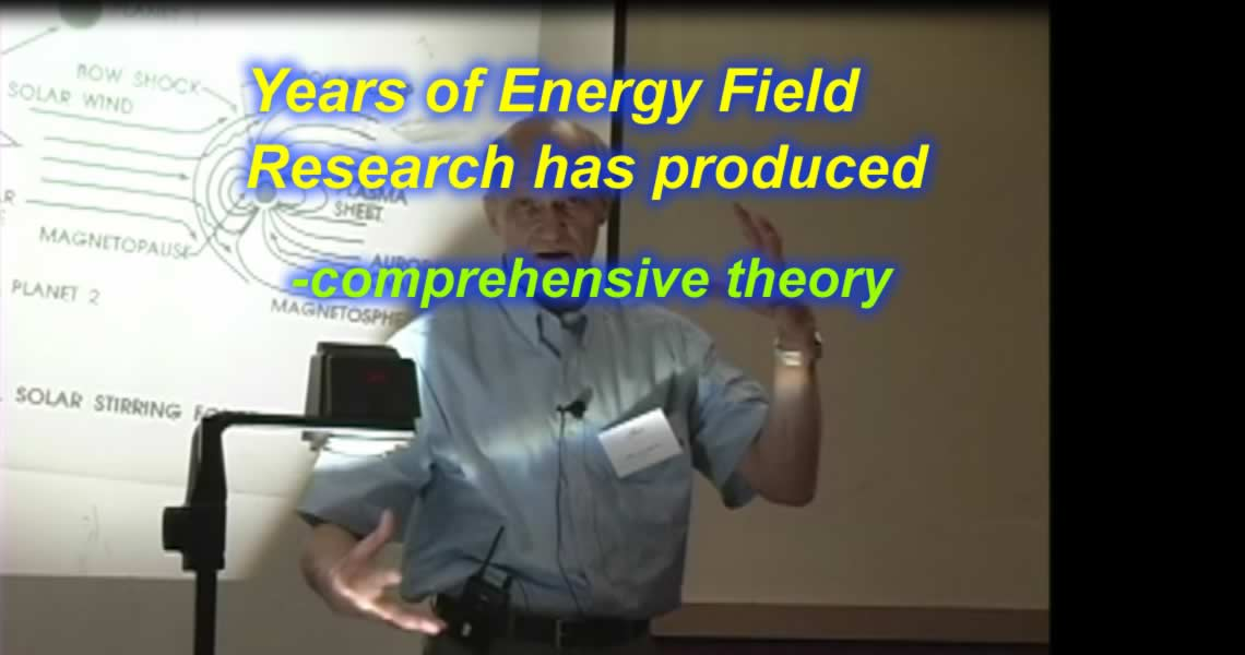Years of Research has produced: Comprehensive Theory